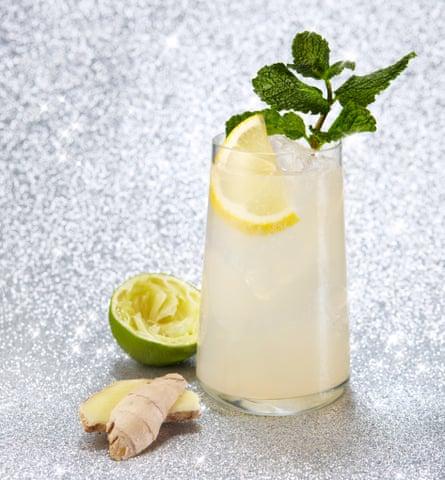 Donkey crunch cocktail