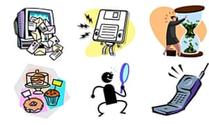 Some of the best of Clip Art.