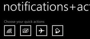 windows phone tip 7 - notifications