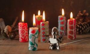 Gift candle