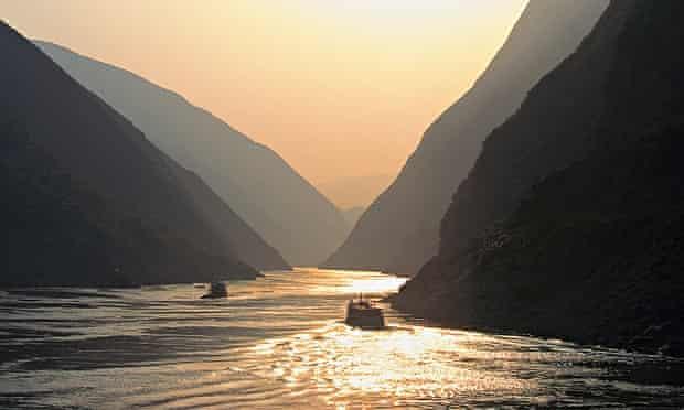 Yangtze River Gorge, China