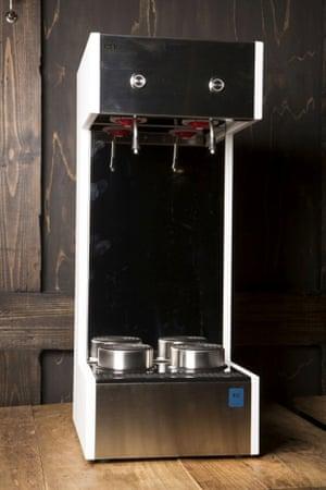 Enomatic wine machine