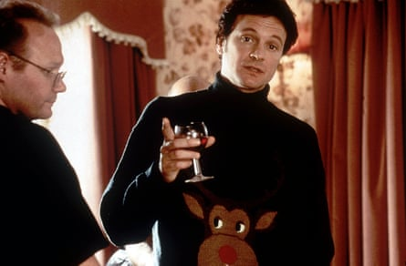 This is Mark Darcy. He can pull this off. You cannot