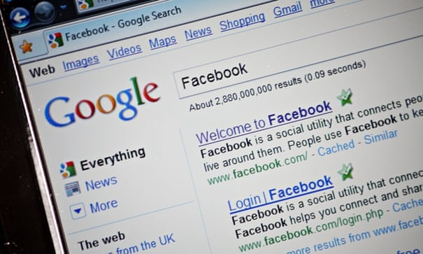 Google and Facebook will have more than half of UK digital ad market