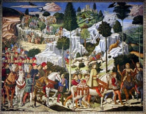 The Procession of the Magi