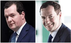 George Osborne, the makeover
