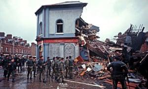 A UVF attack on Murtagh's Bar, Belfast, December 1971 in which James McCallum died.