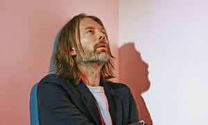 Thom Yorke found a new way to distribute his music.