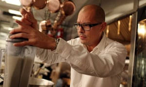 Cesar Ramirez, head chef at Chef's Table at Brooklyn Fare, has been accused of racism.