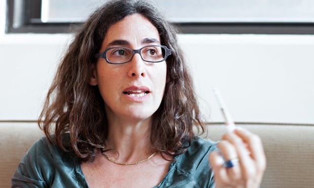 Sarah Koenig, presenter of This American Life spin-off Serial.