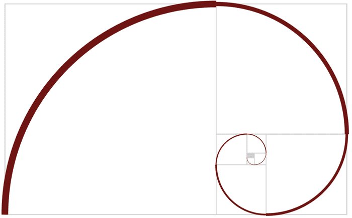 The golden ratio has spawned a beautiful new curve: the