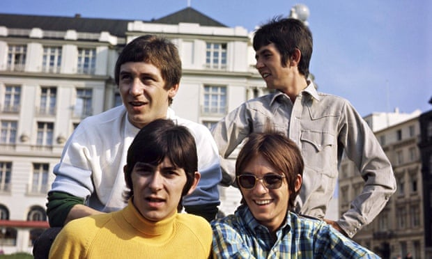 Ian McLagan with the Small Faces