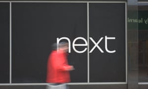 Next reported a strong performance ahead of Christmas