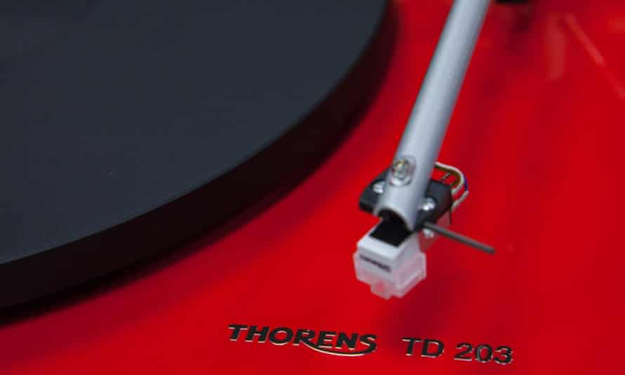 The Thorens.