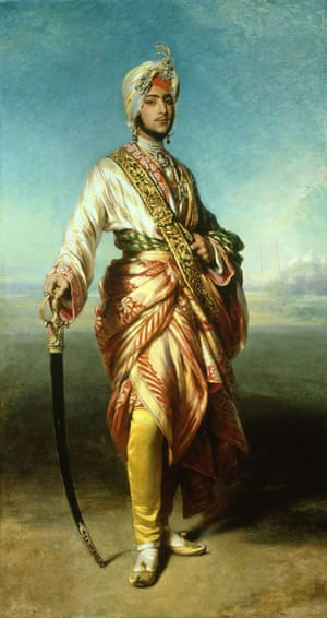 Maharajah Duleep Singh
