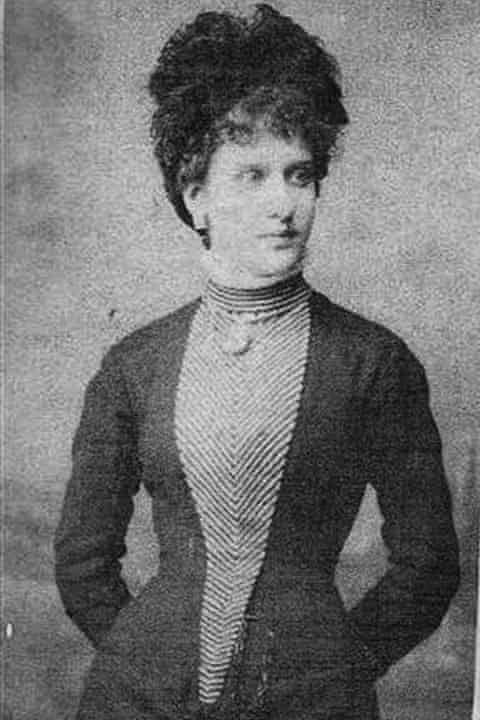 Annie Walters, who murdered two babies in Harriet Evans' house.