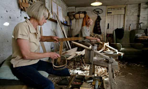 Trug-makers