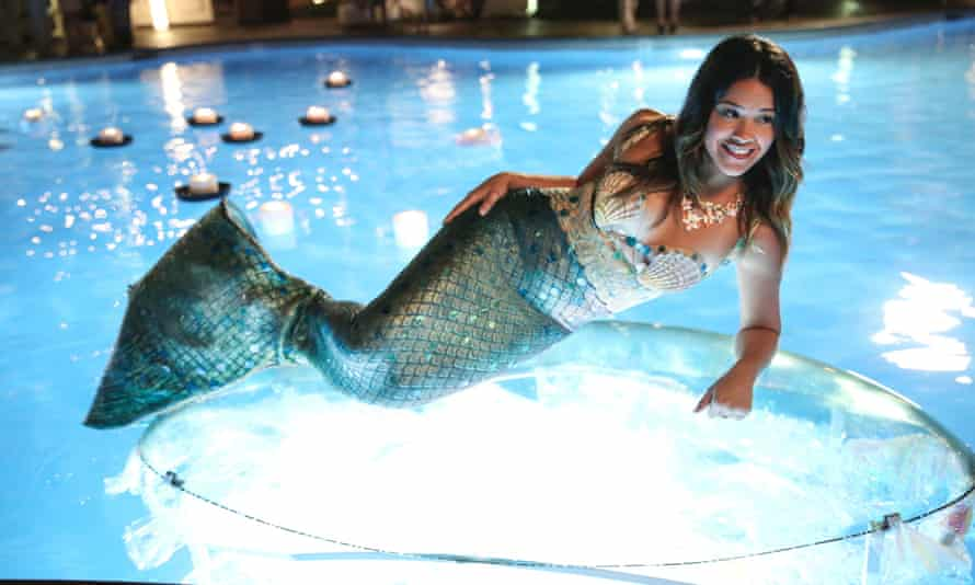 Jane The Virgin: part of the lean toward Latino audiences.