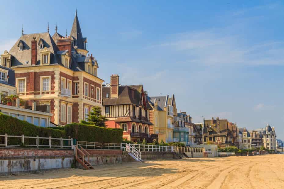 Trouville sur Mer, Normandy.
