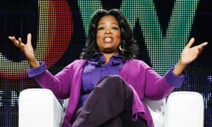 The real deal: Oprah Winfrey in 2011.