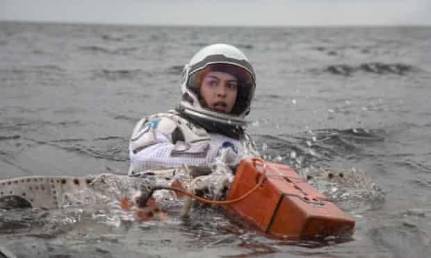 Washed up ... Interstellar under-performed this year