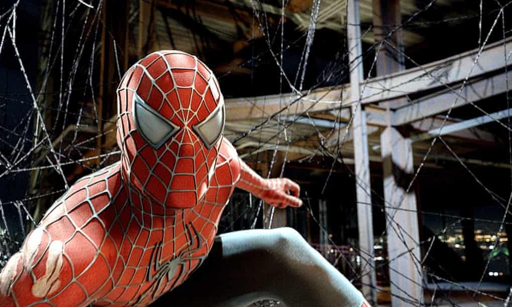 Spider-Man 3 'didn't work' says director Sam Raimi
