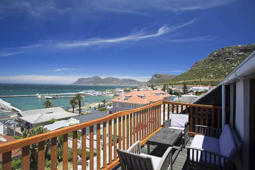 Chartfield Guesthouse, Kalk Bay, South Africa