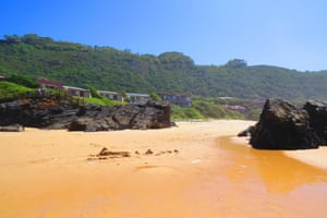 Arch Rock, Keurboomstrand, near Plettenberg Bay, South Africa