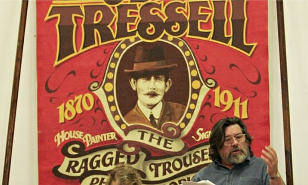 Ricky Tomlinson speaking at the Robert Tressell Festival, Hastings, Britain - 01 Jul 2007