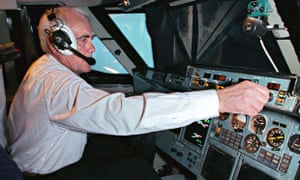 Much of pilots' manual work has become more and more automated.