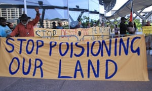 Northern Territory protest