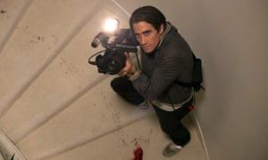Blood money ... Jake Gyllenhaal in Nightcrawler