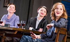 Lucy Black, Jodie McNee and Sophie Rundle in 3 Winters