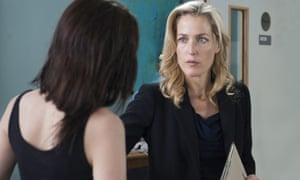 The Fall recap: season two, episode four – the net is