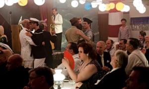 The Circle club scene