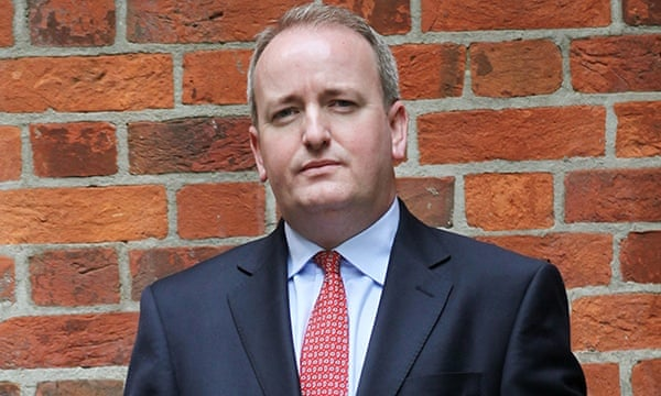 Mark Pritchard is the Conservative MP for The Wrekin, in east Shropshire