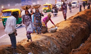 Indian migrants