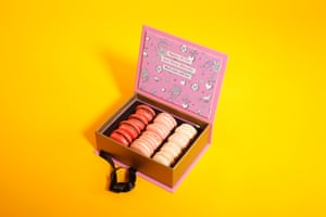 Olympia Le Tan x Pierre Marcolini Macarons  French, fancy, £27
