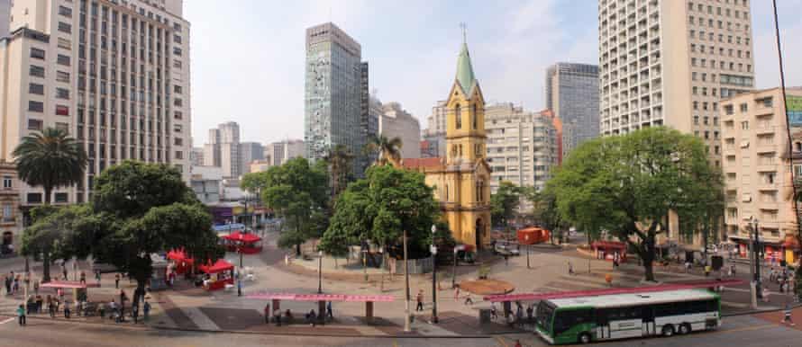 Sao Paulo projects.