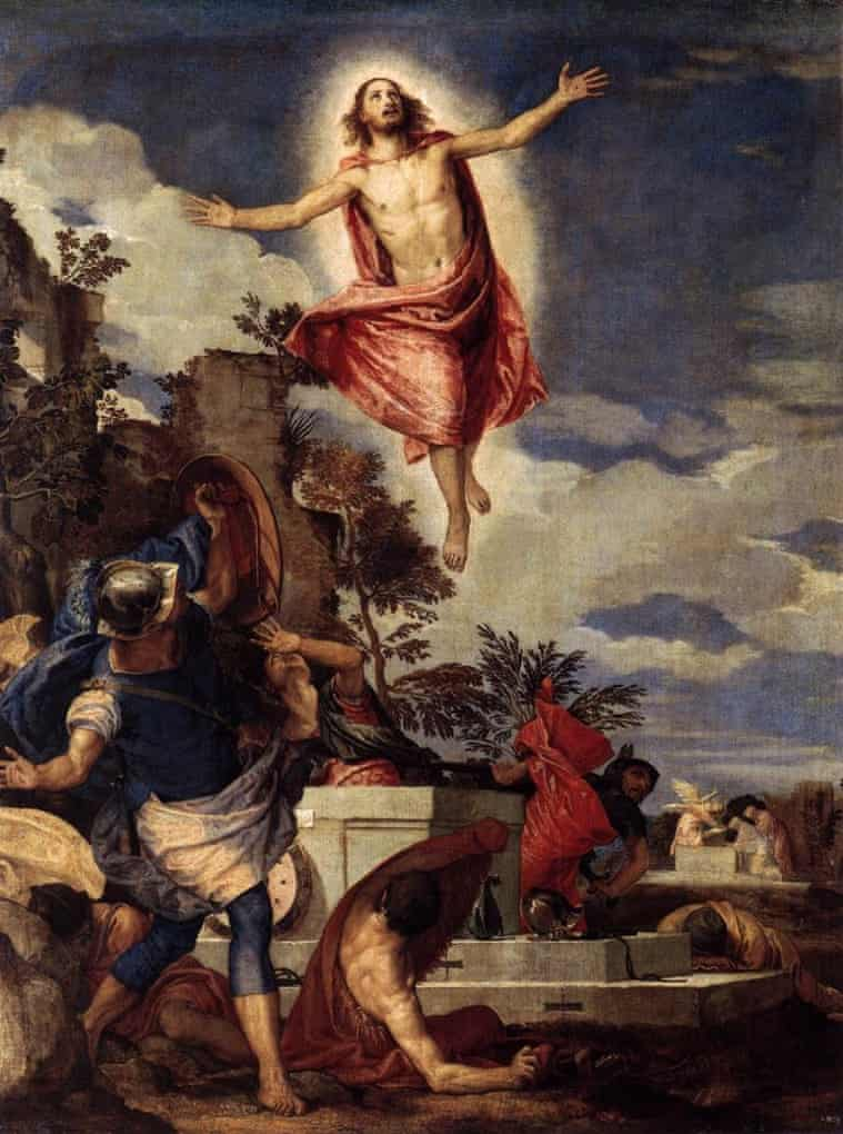 Artist: Paolo VeroneseCompletion Date: c.1570The Resurrection of ChristCredit:
