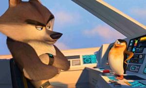 penguin madagascar review