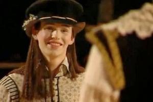 Eddie Redmayne as Olivia