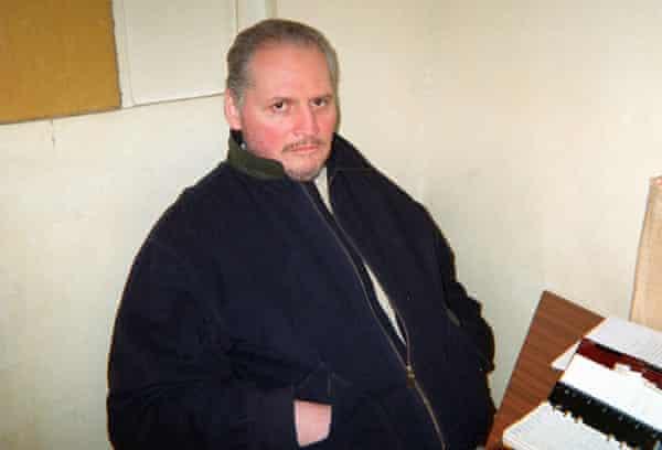 Carlos the Jackal in La Santé prison, 1998.