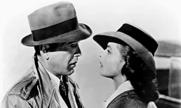 Casablanca Humphrey Bogart Ingrid Bergman