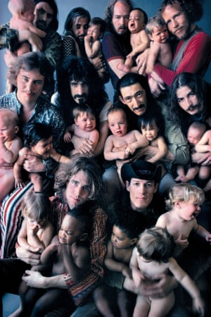 FRANK ZAPPA AND THE MOTHERS OF INVENTION Images courtesy of Art Kane Archive & Reel Art Press