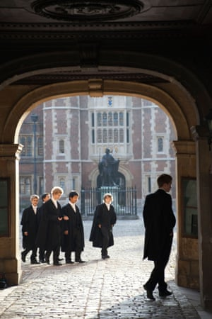 Eton College in Berkshire