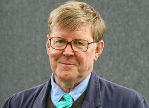 Alan Bennett.
