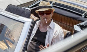Bill Murray in a scene from Theodore Melfi's film St Vincent