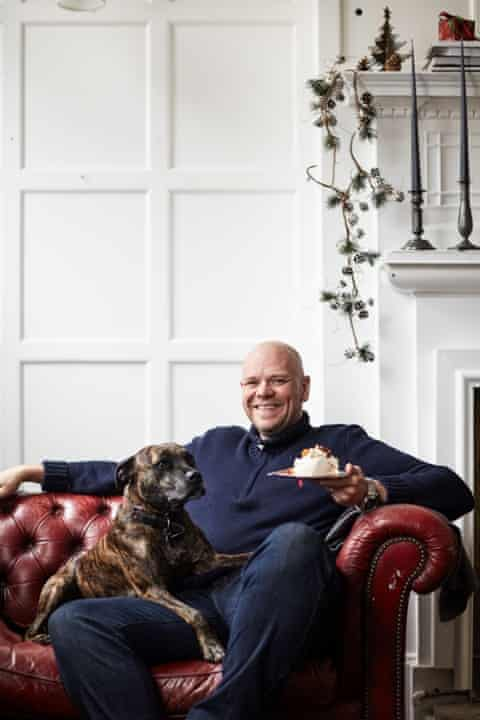 Tom Kerridge: 'You might think I'd have had enough of the kitchen when it comes to my rare days off. But not a bit of it – especially not at Christmas!'