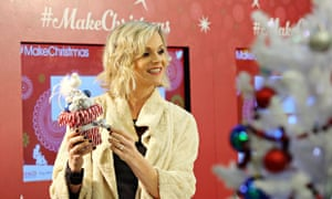 Tesco enlists interiors expert Linda Barker to provide the nation with helpful Christmas tips, strea